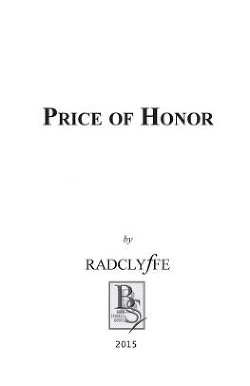 "Price of Honor (ЛП) - ""Рэдклифф"""